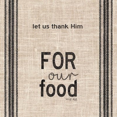 Let Us Thank Him art print by Cindy Jacobs for $41.25 CAD