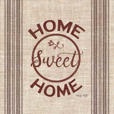 Home Sweet Home art print by Cindy Jacobs for $41.25 CAD