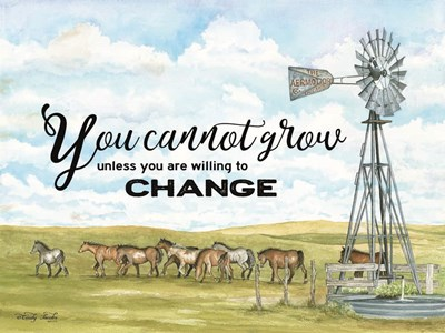 Willing to Change art print by Cindy Jacobs for $67.50 CAD