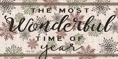 The Most Wonderful Time of the Year art print by Cindy Jacobs for $32.50 CAD
