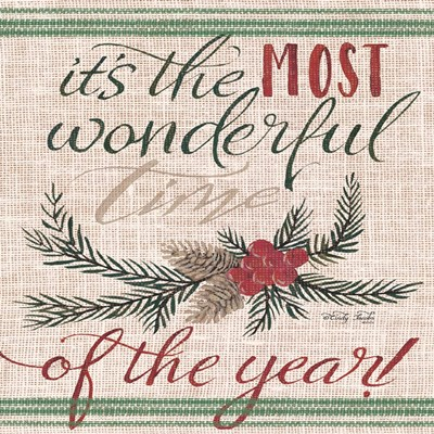 It's the Most Wonderful Time of the Year art print by Cindy Jacobs for $41.25 CAD