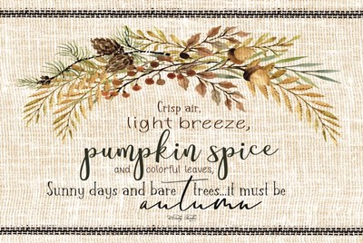 It Must be Autumn art print by Cindy Jacobs for $43.75 CAD