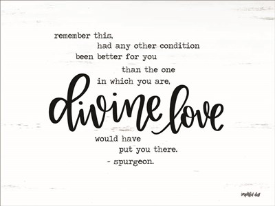 Divine Love art print by Imperfect Dust for $41.25 CAD