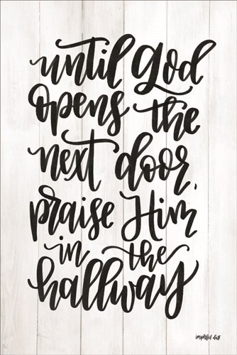 Praise Him art print by Imperfect Dust for $43.75 CAD