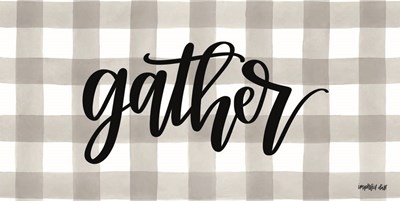 Gather art print by Imperfect Dust for $37.50 CAD