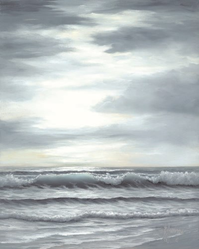 Seascape art print by Georgia Janisse for $56.25 CAD