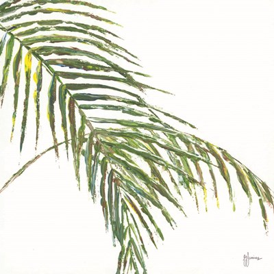 Two Palm Fronds II art print by Georgia Janisse for $48.75 CAD