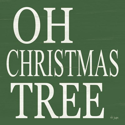 Oh Christmas Tree art print by Jaxn Blvd for $56.25 CAD