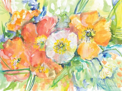 Poppies for Karen art print by Jessica Mingo for $67.50 CAD