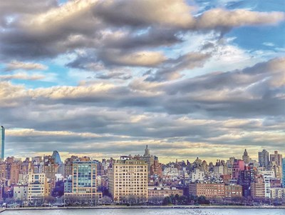 New York City IV art print by Kathy Jennings for $41.25 CAD
