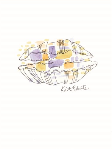 Clam Chowdah art print by Kait Roberts for $41.25 CAD