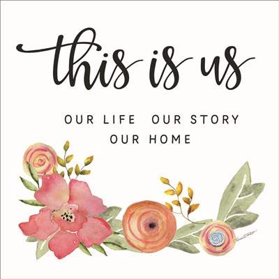 This Is Us art print by Karen Tribett for $56.25 CAD