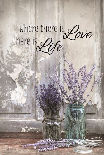 Where There is Love art print by Lori Deiter for $43.75 CAD