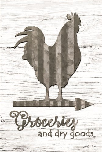 Groceries art print by Lori Deiter for $43.75 CAD