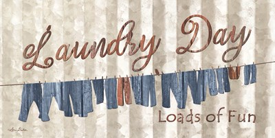 Laundry Day art print by Lori Deiter for $52.50 CAD