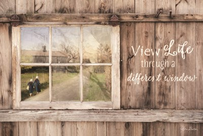 View Life Through a Different Window art print by Lori Deiter for $43.75 CAD