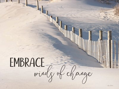 Embrace Winds of Change art print by Lori Deiter for $53.75 CAD