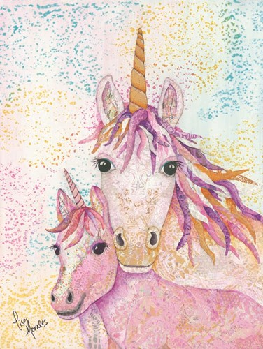 Sprinkles and Starlight art print by Lisa Morales for $41.25 CAD