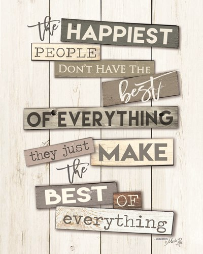 Best of Everything art print by Marla Rae for $56.25 CAD