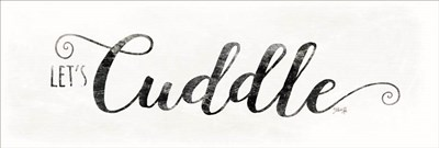 Let's Cuddle art print by Marla Rae for $41.25 CAD