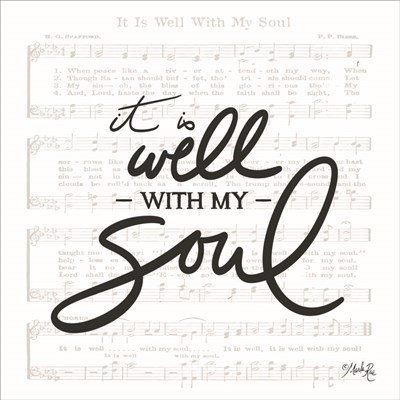 My Soul art print by Marla Rae for $35.00 CAD