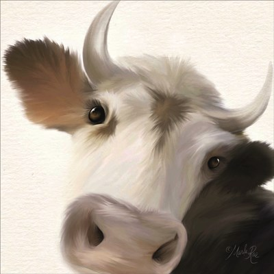 Harvey Up Close art print by Marla Rae for $35.00 CAD