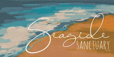 Seaside Sanctuary art print by Marla Rae for $52.50 CAD
