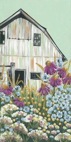 Field Day on the Farm art print by Michele Norman for $52.50 CAD