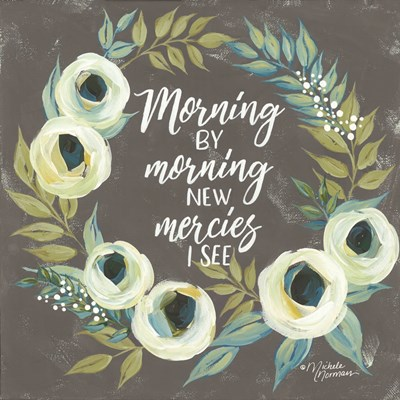 Morning by Morning art print by Michele Norman for $35.00 CAD