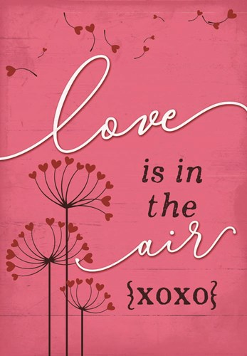 Love is in the Air art print by Mollie B. for $42.50 CAD