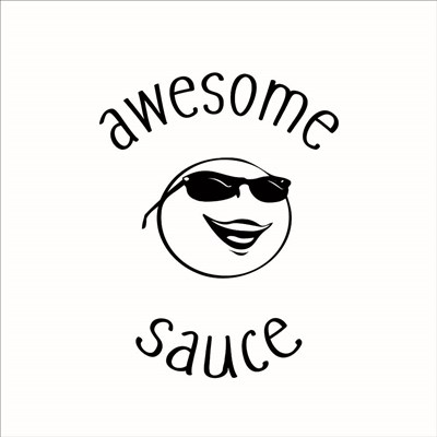Awesome Sauce art print by Lauren Rader for $48.75 CAD