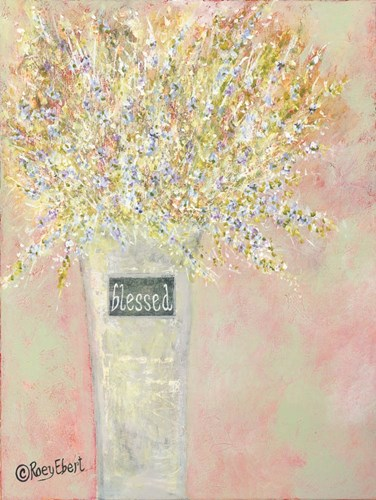 Blessed art print by Roey Ebert for $41.25 CAD