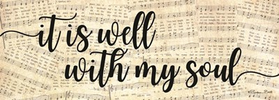 It is Well with My Soul art print by Susan Ball for $42.50 CAD