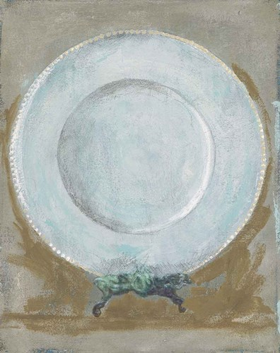Dinner Plate II art print by Andrea Stajan-ferkul for $73.75 CAD