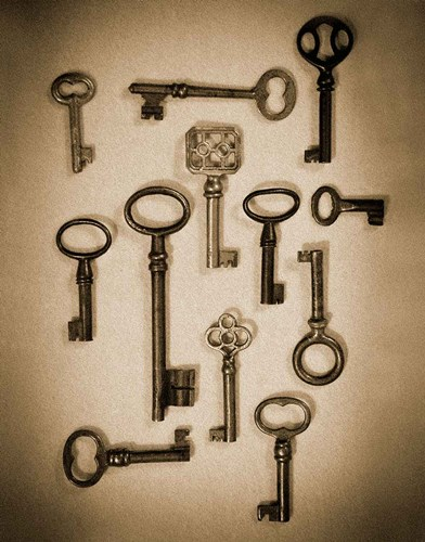 Key Elements I art print by Heather Ross for $40.00 CAD