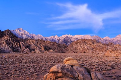 Mount Whitney, Lone Pine, California art print by James White / DanitaDelimont for $60.00 CAD