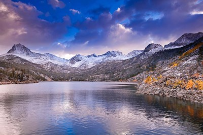 South Lake Near The Sierra Nevada Mountains art print by Russ Bishop / DanitaDelimont for $68.75 CAD