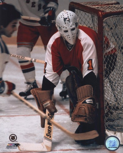 Bernie Parent - In net art print by Unknown for $21.25 CAD