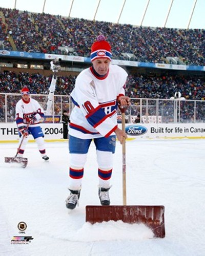 Guy Lafleur - 2003 Heritage Classic art print by Unknown for $21.25 CAD