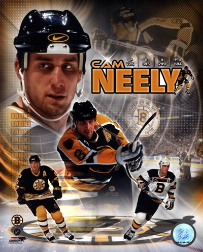 Cam Neely - Legends Composite art print by Unknown for $21.25 CAD
