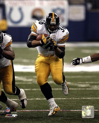 Jerome Bettis - '05 / '06 Action art print by Unknown for $21.25 CAD