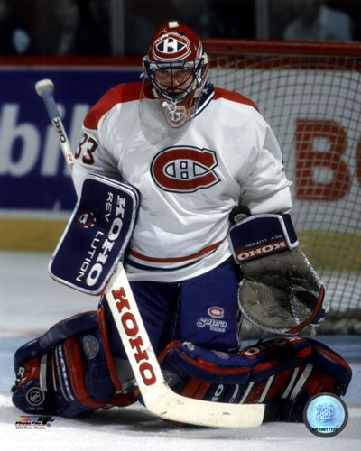 Patrick Roy - Action art print by Unknown for $21.25 CAD