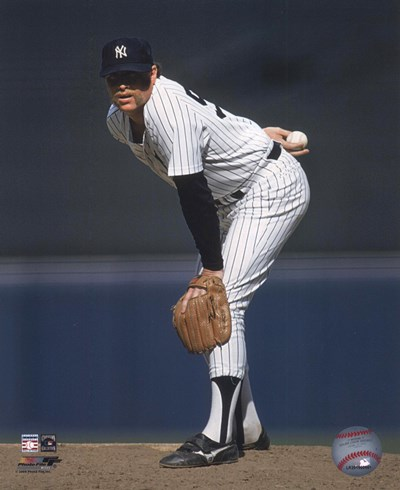 Rich Goose Gossage action art print by Unknown for $21.25 CAD