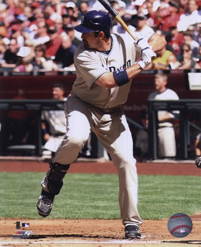 Adrian Gonzalez 2010 Action art print by Unknown for $21.25 CAD