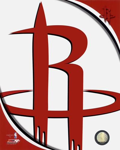 Houston Rockets Team Logo art print by Unknown for $21.25 CAD