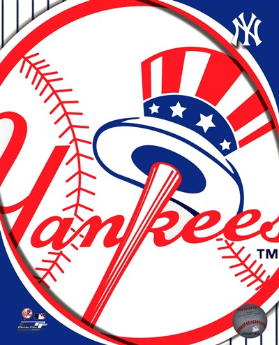 2011 New York Yankees Team Logo art print by Unknown for $21.25 CAD