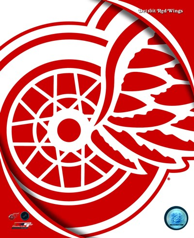 Detroit Red Wings 2011 Team Logo art print by Unknown for $21.25 CAD