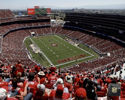 Levi's Stadium 2014 art print by Unknown for $13.75 CAD