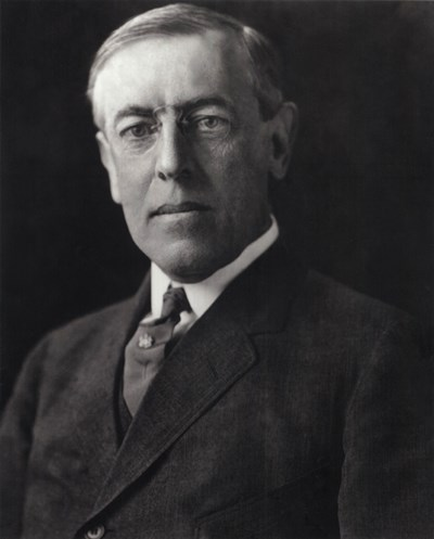Woodrow Wilson, 28th President of the United States art print by Unknown for $13.75 CAD