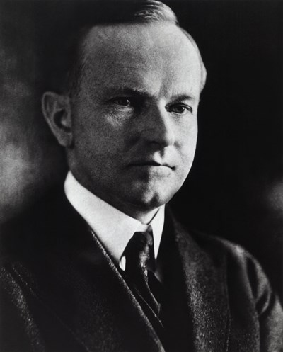 Calvin Coolidge, 30th President of the United States art print by Unknown for $13.75 CAD